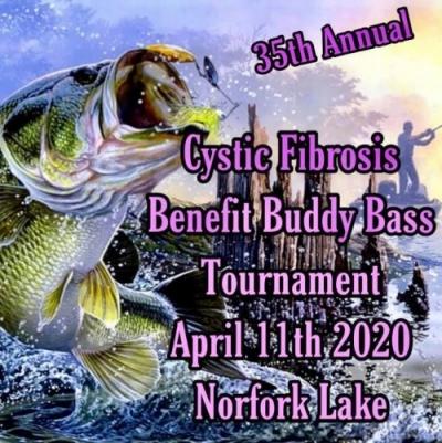 Cystic Fibrosis Bass Tournament